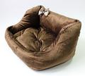 LuxDog Диванчик Браун, размер 45х35х10/20см
