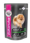 Eukanuba Пауч для собак Говядина в соусе 100г х 24 шт