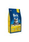 Brit Care Premium для кошек Лосось, сух.